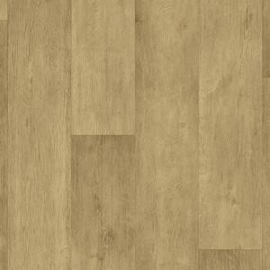 Linoleum Covor PVC METEOR 55 - Elegant Oak LIGHT BROWN