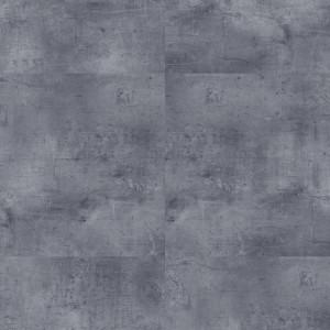 Linoleum Covor PVC Tarkett Pardoseala LVT iD SQUARE - Vintage Zinc DARK GREY