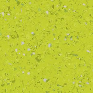 Covor PVC tip linoleum IQ Eminent - LIME GREEN 0150
