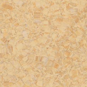 Covor PVC tip linoleum iQ MEGALIT - Megalit PASTEL YELLOW 0613