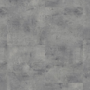 Linoleum Covor PVC Tarkett Pardoseala LVT iD INSPIRATION 40 - Vintage Zinc ALUMINIUM