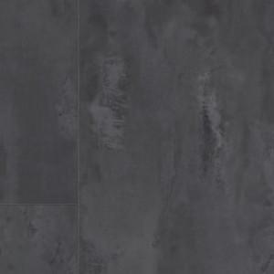 Linoleum Covor PVC Tarkett Pardoseala LVT STARFLOOR CLICK 55 & 55 PLUS - Rough Concrete BLACK