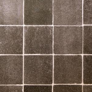 Covor PVC antiderapant SAFETRED DESIGN - Cottage Stone BLACK