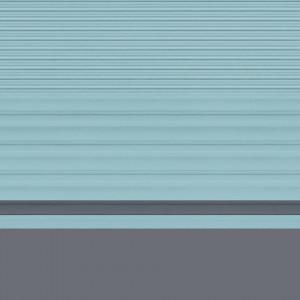 Linoleum Covor PVC TAPIFLEX STAIRS - Neon Stairs BRIGHT ICE BLUE