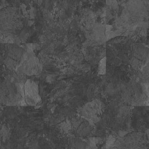 Linoleum Covor PVC Tarkett Pardoseala LVT iD INSPIRATION 55 & 55 PLUS - Rustic Oak Slate BLACK