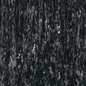 Covor PVC tip linoleum iQ OPTIMA Acoustic - Optima BLACK