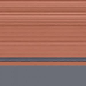Linoleum Covor PVC TAPIFLEX STAIRS - Neon Stairs BRIGHT ORANGE