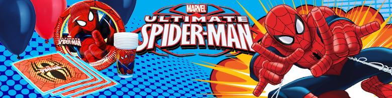 articole-party-spiderman