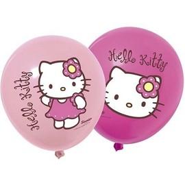 Poze Baloane Hello Kitty Bamboo