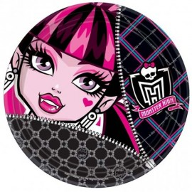 Poze Farfurii Monster High 23cm
