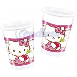 Poze Pahare Hello Kitty Hearts