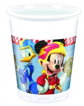 Poze Pahare Mickey Pilotii de Curse