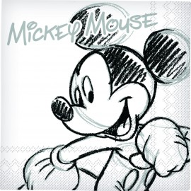 Poze Servetele  Mickey si  Minnie