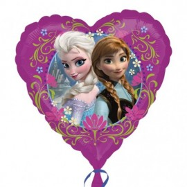 Poze Balon folie 45 cm Frozen Love