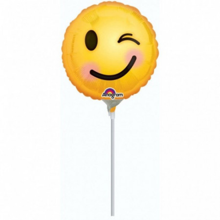 Poze Balon mic Smiley