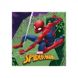 Poze Servetele Spiderman Team up