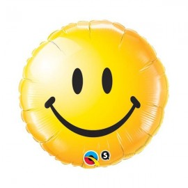 Poze Balon folie Smiley