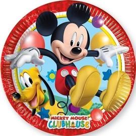 Poze Farfurii Playful Mickey 20 cm