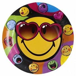 Poze Farfurii Smiley 23 cm