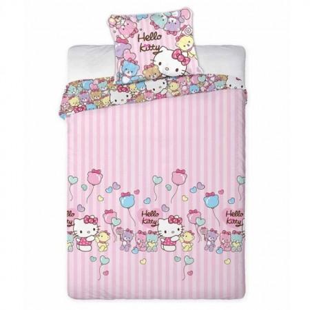 Poze Lenjerie pat Hello Kitty