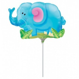 Poze Mini folie figurina Elefant
