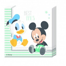 Poze Servetele Mickey Infant