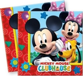 Poze Servetele Playful Mickey