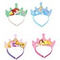 Poze Set 4 tiare/cordelute  Unicate Princess Heart Strong