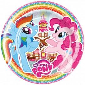 Poze Farfurii Little Pony 23 cm