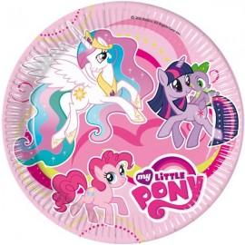 Poze Farfurii My Little Pony 23 cm