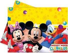 Poze Fata de masa  Mickey Mouse Playful