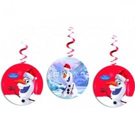Poze Serpentine decor Olaf Christmas