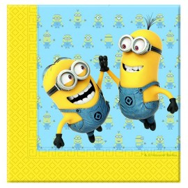 Poze Servetele party Lovely Minions