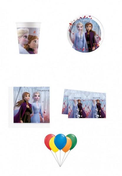 Poze Set petrecere Frozen 2