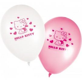 Poze Baloane Hello Kitty