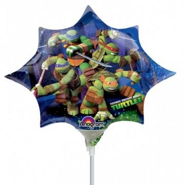 Poze Balon mini Testoasele Ninja