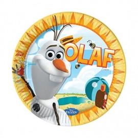 Poze Farfurii 23 cm Olaf Summer