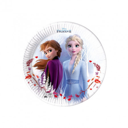 Poze Farfurii Frozen 2 carton