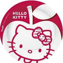 Poze Farfurii Hello Kitty Apple 18 cm