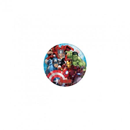 Poze Farfurii tort Avengers