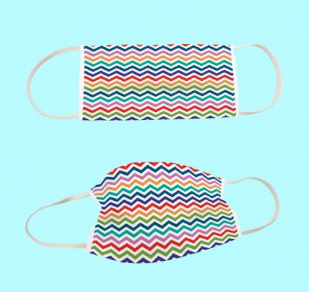 Poze Masti pentru copii colorate