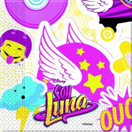 Poze Servetele 20 servetele party Soy Luna