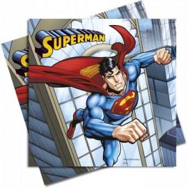 Poze Servetele petrecere Superman