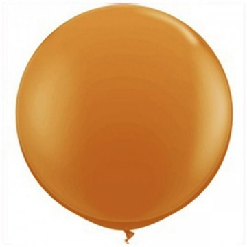 Poze Balon Jumbo Orange imens