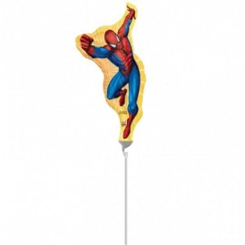 Poze Balon mini figurina Spiderman