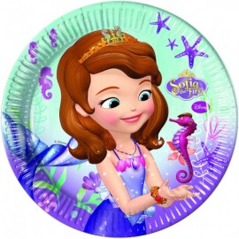 Poze Farfurii 23 cm Sofia Pearl of the Sea