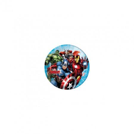 Poze Farfurii Avengers