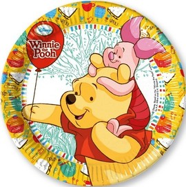 Poze Farfurii Winnie Sweet Tweets 23cm