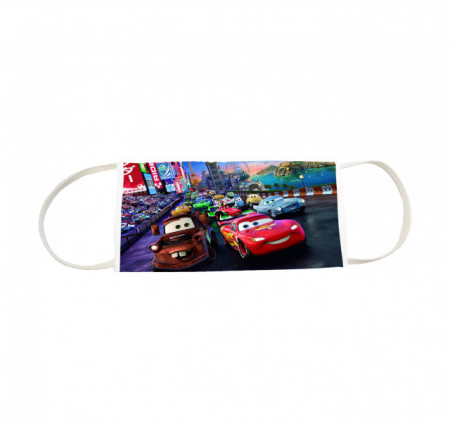 Poze Masti pentru copii Cars