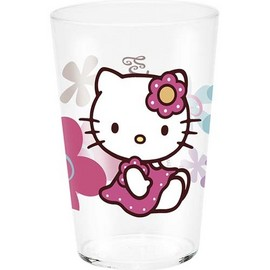 Poze Pahar Hello Kitty Bamboo